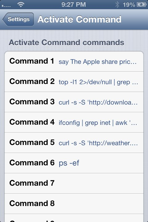 Activate Command - TheBigBoss org - iPhone software, apps