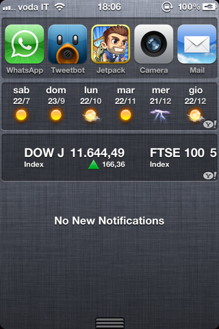 AppsCenter for NotificationCenter