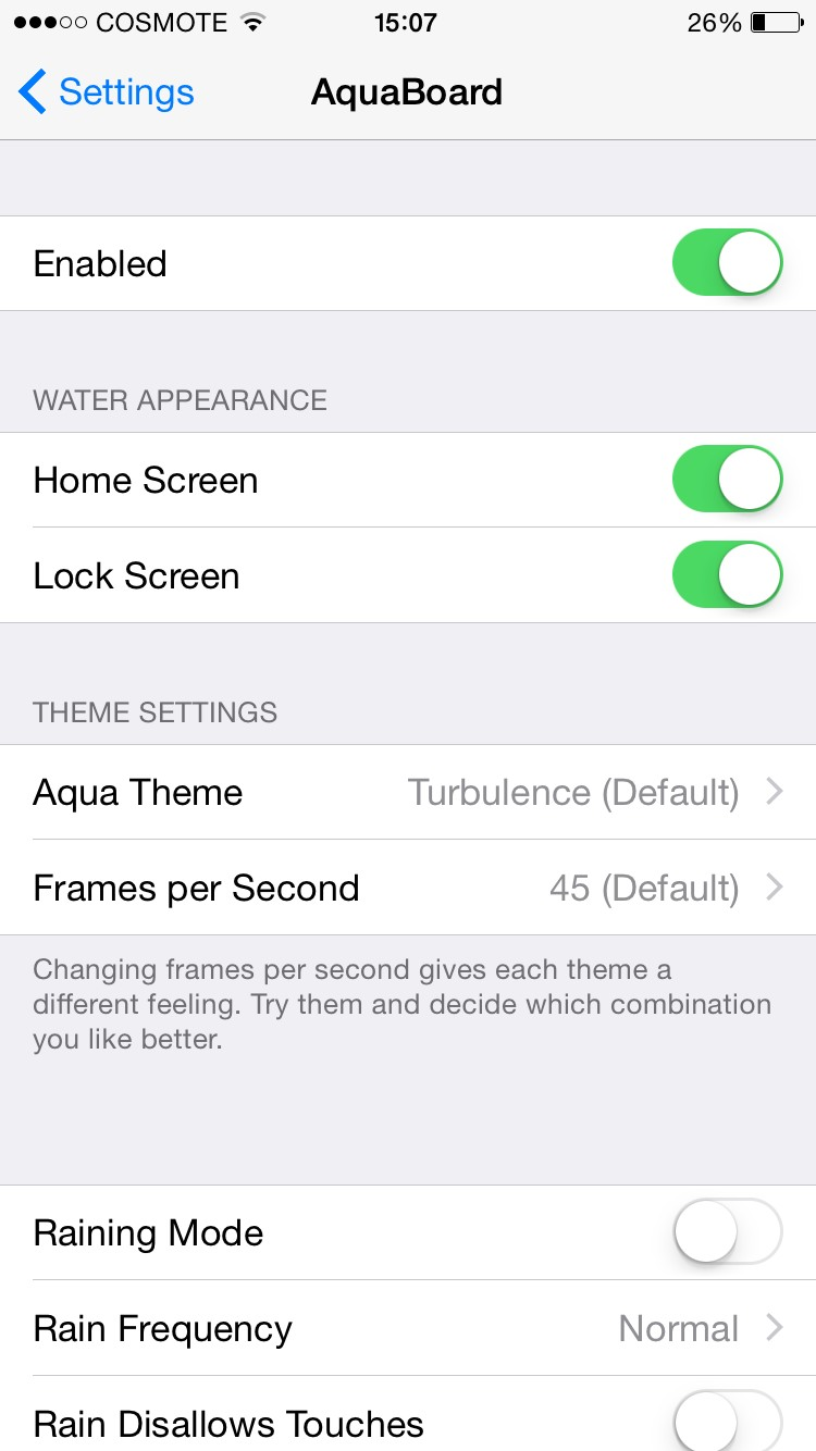 AquaBoard (iOS 10/9/8)