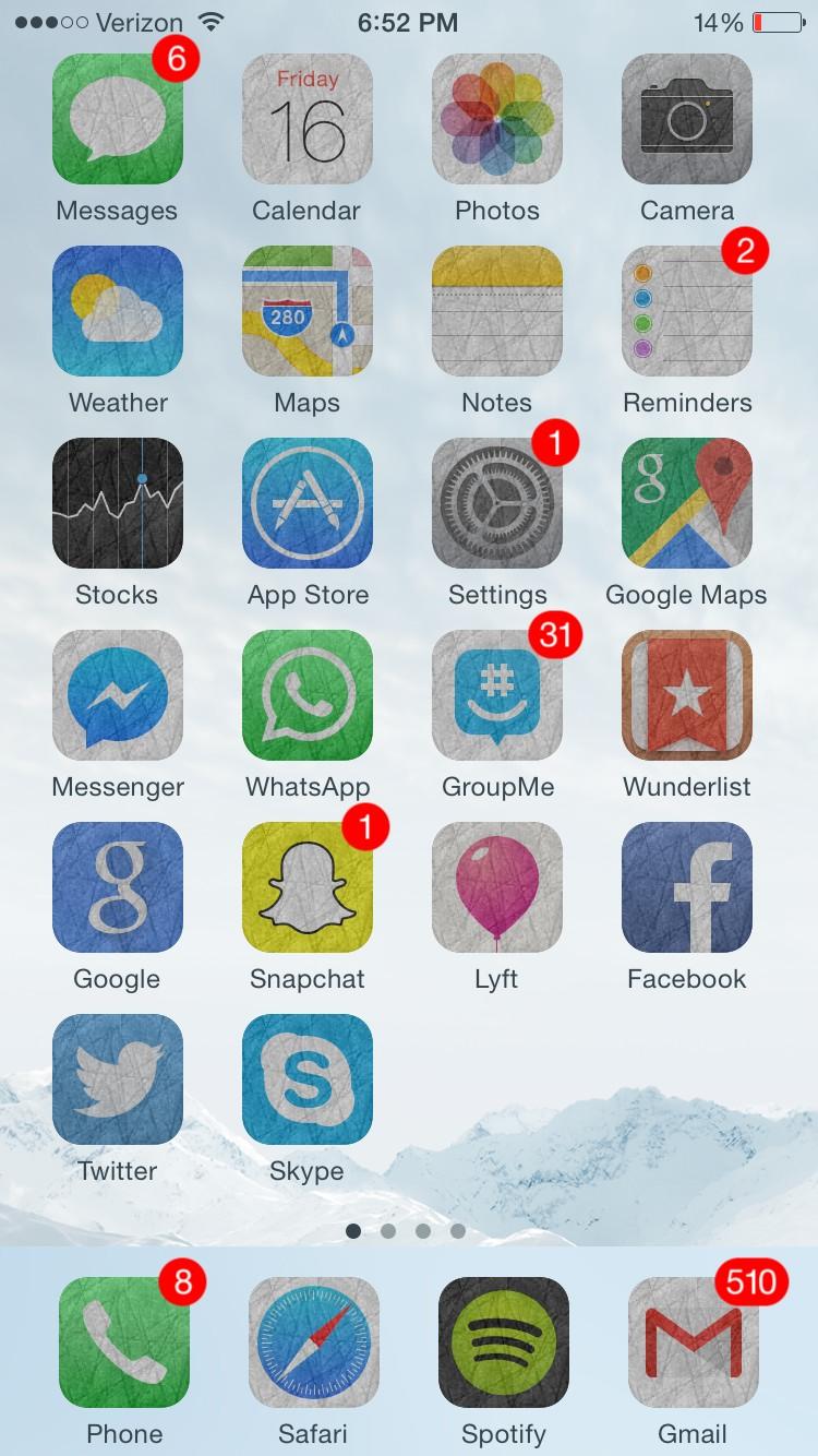 Bigify+ (iOS 9/8/7)