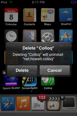 Delete Colloq?