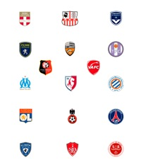 football french league