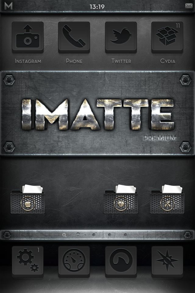 [WinterBoard]: ��� iMatte Premium - Metal Edition