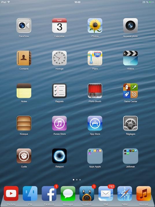 iOS 6 Icons For iOS 7 iPad Retina Theme - TheBigBoss org - iPhone