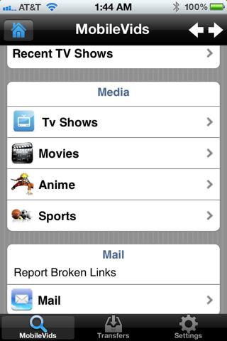 Mobilevids Thebigboss Org Iphone Software Apps Games