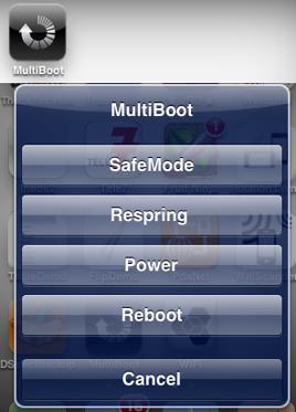 ���� MultiBoot ������� ��� �������