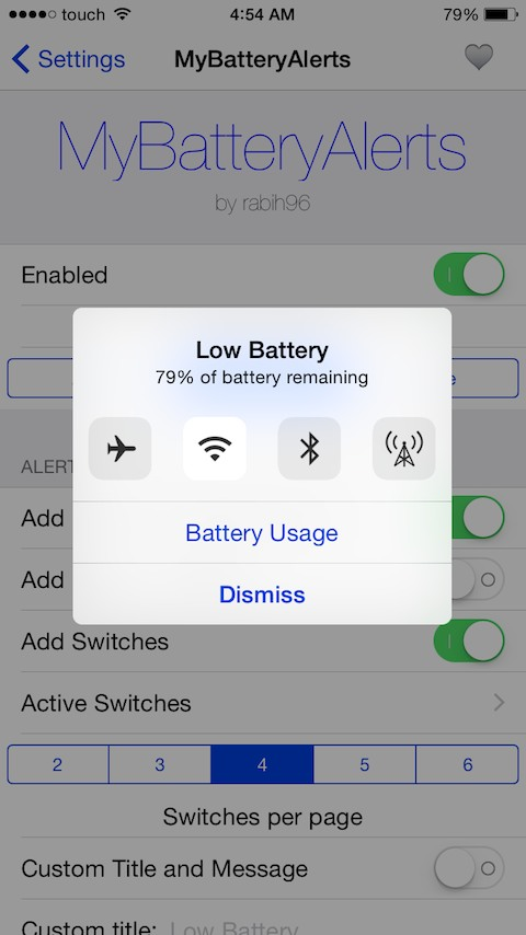 Iphone Battery Activator