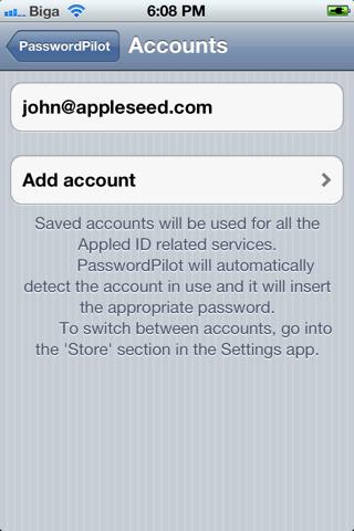���� PasswordPilot Pro