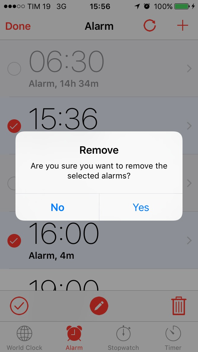 Safe Alarm 2 Features