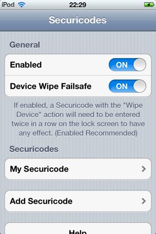 ���� Securicodes ���� ���� ��� ������� ������� �� ���������