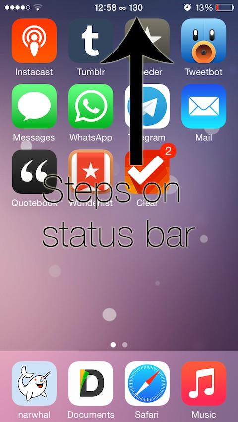 Stepper 2 (iOS 8) 1.1-1 Stepper2-2