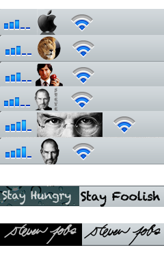 steve jobs logos for zeppelin thebigbossorg iphone
