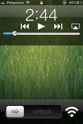 ���� SwipeCam�� iOS 5