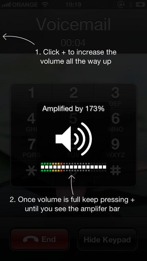Volume Amplifier · Cydia