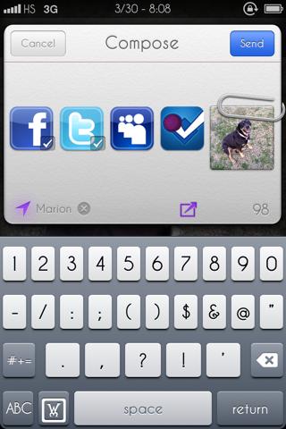 أداة Fusion  لـ iOS 5