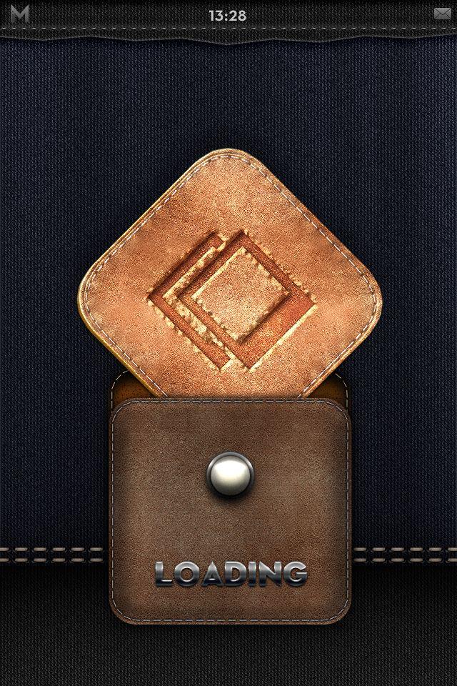 [WinterBoard]: ثيم iMatte Premium - Leather & Denim Edition