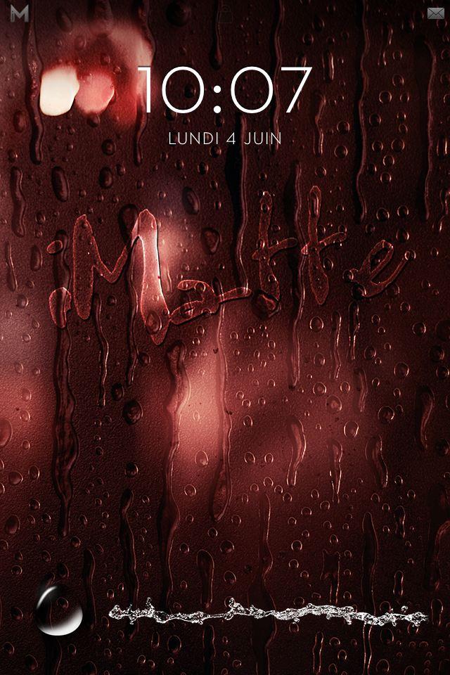 [LS]: ثيم iMatte - RainyDay LS