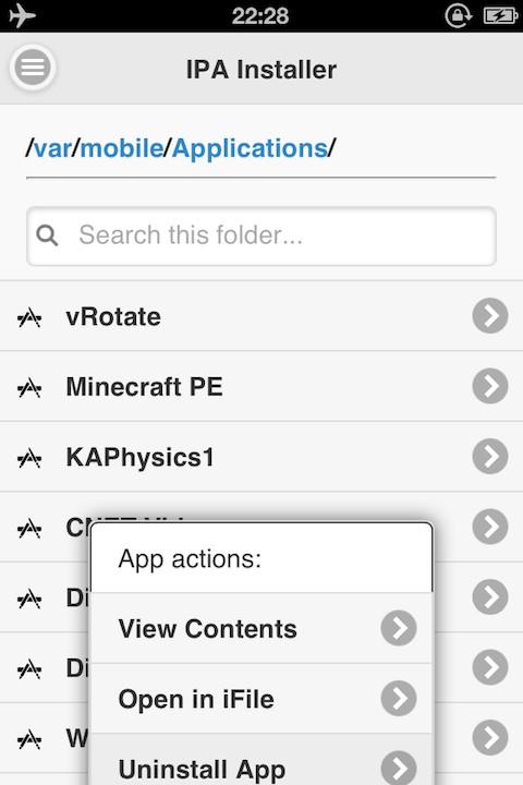 IPA Installer - TheBigBoss org - iPhone software, apps, games