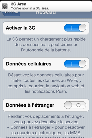 أداة Notificator لـ iOS 5