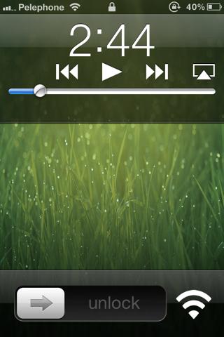 أداة SwipeCamلـ iOS 5